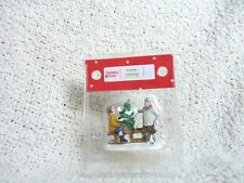 """""""Coming Home"""" Victorian Christmas Village Figurine by Holiday Time"""