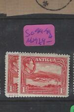 ANTIGUA  (P3112B) KGVI   1D   SG 99-99A    MOG