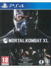 Mortal Kombat XL - PS4 neuf sous blister VF