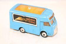 "Corgi Toys 471 Smith's-Karrier Mobile Canteen ""Patates Frites"" Made for Belgium"