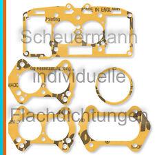 Vergaser-Dichtsatz Solex Pierburg 34/34 2B5 VW Passat,Scirocco,Jetta,Audi 80,100