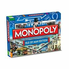 Monopoly - Isle of Man Monopoly Board Game - 018418