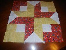 Plastic Templates - Box quilt - 15 inch block