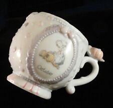 1994 Precious Moments, Inc. Coffee Mug - October - Enesco