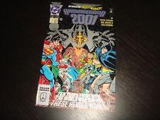 ARMAGEDDEON 2001 #1  3rd Print   Silver Ink 1st Waverider  DC Comics 1991  NM