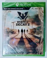 State of Decay 2 Xbox One Video Game Microsoft Studios Unreal Engine New Sealed