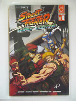LOOTCRATE  STREET FIGHTER #1 Hyper Looting Comic Book EXCLUSIVE #1 NEW!