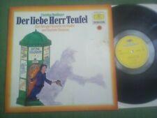 LP: Der liebe Herr Teufel - DGG JUNIOR - 1978 - Selten