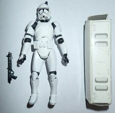 Star Wars 2008 TLC Saga Legends Super Articulated Clone Trooper Loose Figure