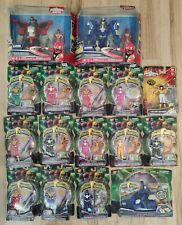 "BIG MMPR Lot | Mighty Morphin Power Rangers 2010 4"" & Super Mega Force - Bandai"