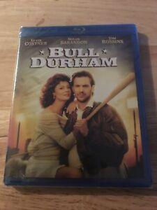 Bull Durham (Blu-ray Disc, 2011) Factory Sealed