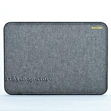 "Incase ICON TENSAERLITE Sleeve Pouch Case MacBook Pro 15"" Heather Gray/Black"