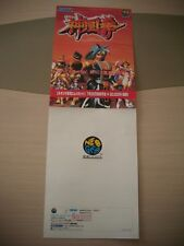 >> SHINOUKEN RAGNAGARD NEO GEO AES CD ORIGINAL JAPAN FLYER CHIRASHI! <<