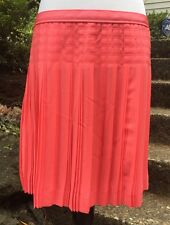 NWT J.Crew Stitched Pleated Skirt Sz 10 $118