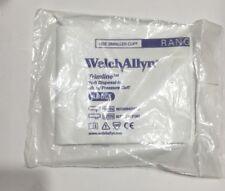 WelchAllyn Trimline Soft Disposable Blood Pressure Cuff (ADULT)  REF: 39048