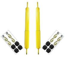 Pair Set of 2 Front Monroe Shock Absorbers For Chevrolet T6500 T7500 1997-2002