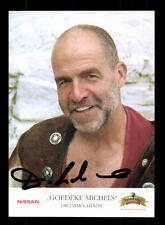 Dietmar lahiane gênât Becker 2004 autographe carte original signée # BC 92819
