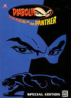 DIABOLIK TRACK OF THE PANTHER - SPECIAL EDITION  DVD