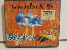 Woodstock 94 - 2 x CD - Metallica,  Cranberries, Green Day..... 1994 - EX+/EX+