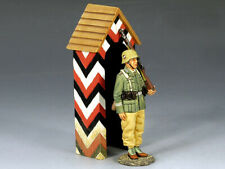 King & Country AK051 Afrika Korps Guardbox  - Thomas Gunn Collectors Showcase