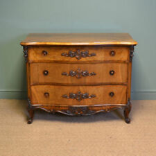 Victorian Bank of Drawer Antique Chests of Drawers