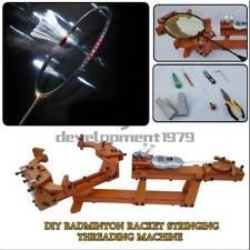 Over 60LB Winch Type Personal DIY Badminton Racket Stringing Threading Machine