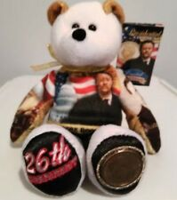 Teddy Roosevelt Dollar Coin bear #26 in series by Limited Treasures