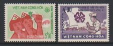 South Vietnam - 1965, 4-T Rural Youth Clubs set - MNH - SG S250/1