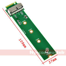 Adapter Card to M.2 NGFF X4 for 2013 2014 2015 apple MacBook Air A1465 A1466 SSD