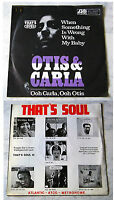 Otis & Carla - When Something Is Wrong... 1969 Atlantic