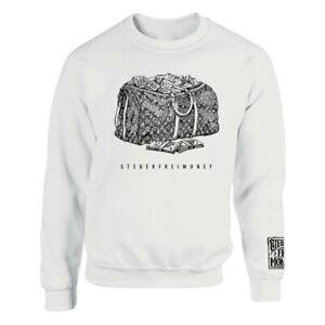 Steuerfreimoney - Moneybag Sweater (weiß) / AchtVier / Stanley / TaiMO
