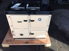Aga Rayburn 355 SFW Heatranger Cooker / Boiler wood / solid fuel DWH and 10 rads