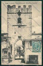 Firenze Borgo San Lorenzo cartolina EE5992