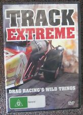 1 x DVD - TRACK EXTREME - DRAG RACING'S WILD THINGS - PAL - NEW/SEALED