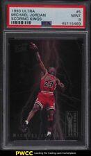 1993 Ultra Scoring Kings Michael Jordan #5 PSA 9 MINT