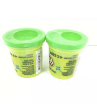 2 pack of Play-Doh Neon Green 3oz Modeling Compound