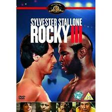 Rocky III Dvd Sylvester Stallone Brand New & Factory Sealed