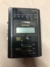 Toshiba AM/FM Stereo Radio Cassette Player KT-4548 For Parts Or Repair See Desc