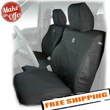 Covercraft SSC3437CAGY Front Seat Covers for Chevy Silverado & GMC Sierra