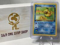 Psyduck 53/62 (1st Edition) Common - Fossil - Pokemon TCG 2000 WOTC