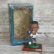 More details for les ferdinand headliners limited edition england football corinthian xl figurine