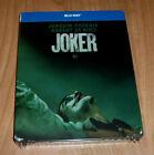 Joker Blu-Ray Steelbook Neu Versiegelt Teaser Aktion Drama (Ohne Offen ) R2