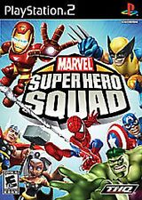 Marvel Super Hero Squad NEW factory sealed Sony Playstation 2 PS2
