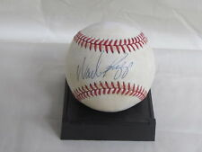 Wade Boggs Autographed American League Bobby Brown Baseball SGC Authentic
