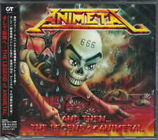 ANIMETAL-SOSHITE DENSETSU E THE LEGEND OF ANIMETAL-JAPAN 2CDs J00