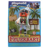 Playmobil Super4 Magazin Rypan König Kenric Sharkbeard Feuerbart Sir Gareth