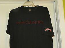 """Appleton Estate Jamaica Rum""  T-Shirt, Black,Logo on sleeve _______R1-1"