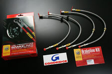 Honda S2000 Goodridge Brake Line Set Braided Line Hose SHD1010-4P