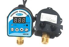 "WPC-10 G1/2"" 220V Auto Digital Electronic Water Pump Pressure Switch Controller"