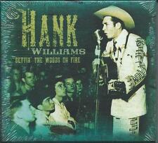 Hank Williams - Settin' The Woods On Fire [Best Of/ Greatest Hits] 3CD NEW